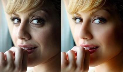 20 photos retouchées « avant-après » ou la magie de Photoshop