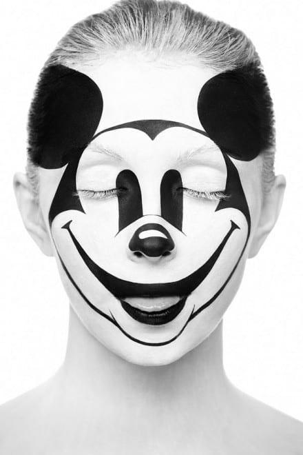 Maquillage art – 1