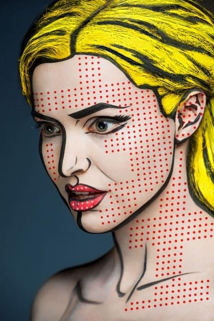 Maquillage art – 2