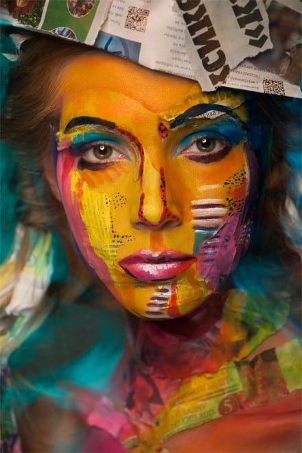 Maquillage art – 3