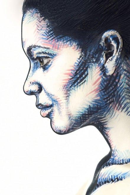 Maquillage art – 8