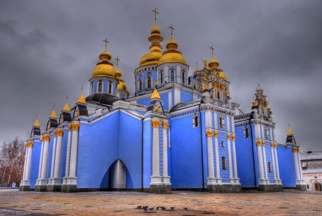 45 églises incroyables dans le monde - 27