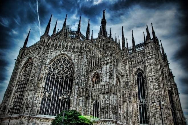 45 églises incroyables dans le monde - 39