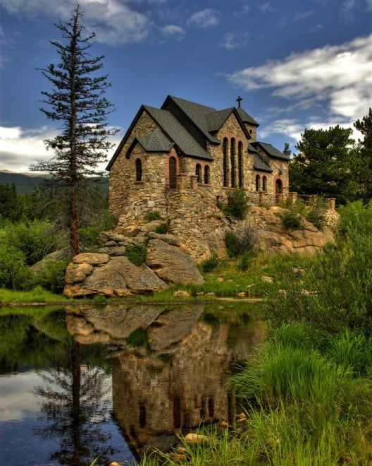 45 églises incroyables dans le monde - 40