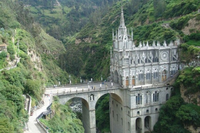 45 églises incroyables dans le monde - 43