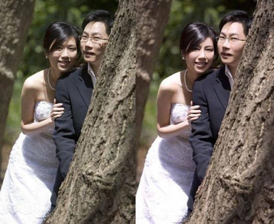 Avant/après les retouches de Photoshop - 16