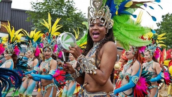 Carnaval de Notting Hill en Angleterre - 3