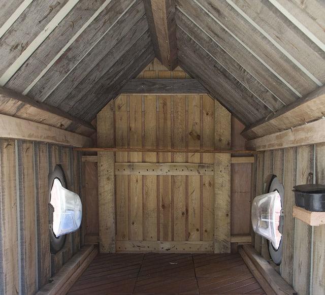 Architecture, cabane mobile pour SDF - 4