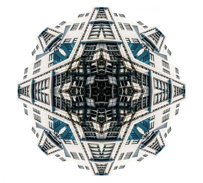 Architecture – kaleidoscopiques de Cory Stevens – 3
