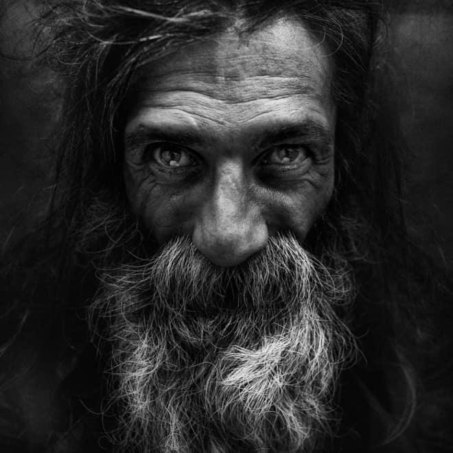 Art : regard des sans-abris - photographie - 2