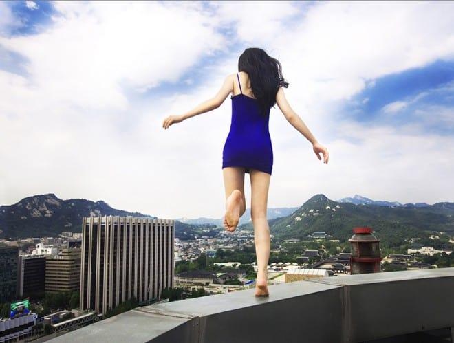Autoportraits suicide par Ahn Jun – 12