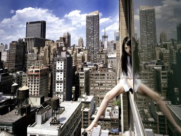 Autoportraits suicide : photos vertigineuses par Ahn Jun