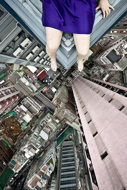 Autoportraits suicide par Ahn Jun – 6