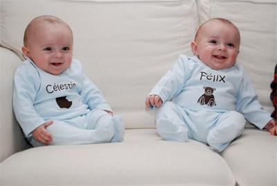 Bébés jumeaux mignons - 5
