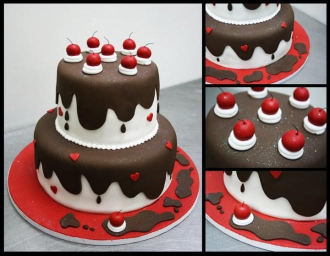 Gâteau Monsieur Madame