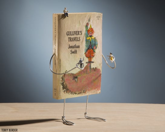 Des livres selon un artiste – 7