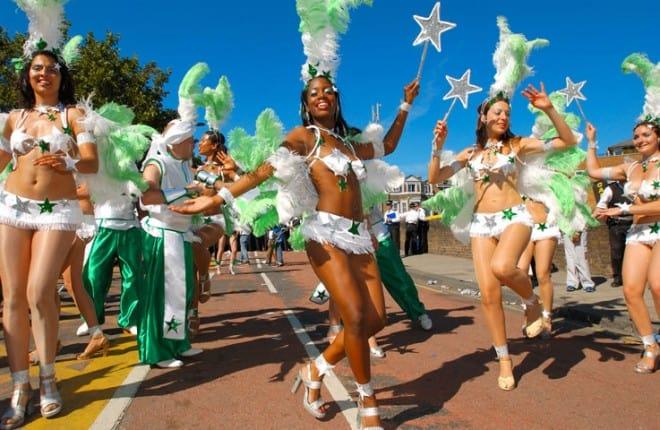 Carnaval de Notting Hill en Angleterre - 7