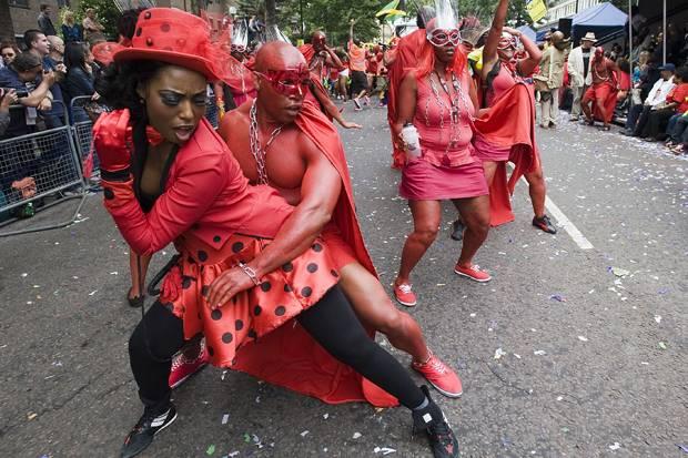 Carnaval de Notting Hill en Angleterre - 8