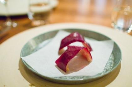 Voici la carte du meilleur restaurant du monde, le Noma