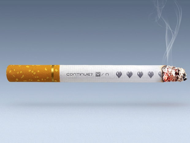 Une cigarette made in Zelda – 1