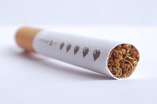 La plus geek des cigarettes : made in Zelda !