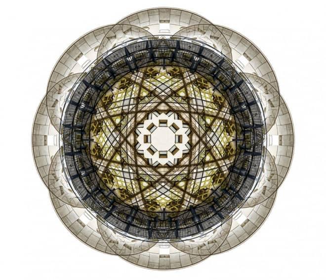 Architecture – kaleidoscopiques de Cory Stevens – 4