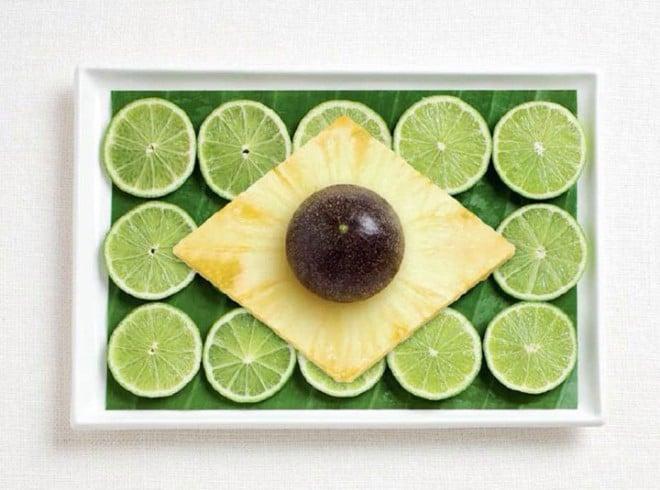 Cuisine – drapeau – Brésil – 3