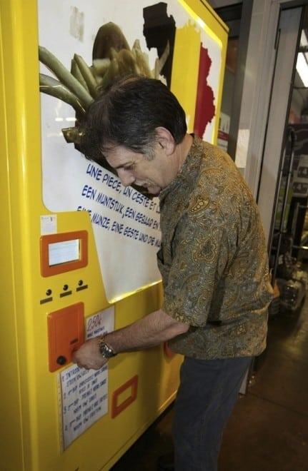 Distributeurs de frites – Belgique 2