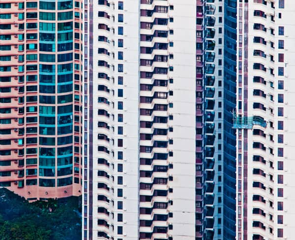 Facades Hong Kong par Meimo Pettinnen – 2