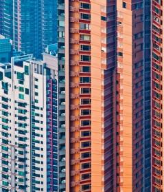 Les façades d'Hong Kong par Miemo Penttinen