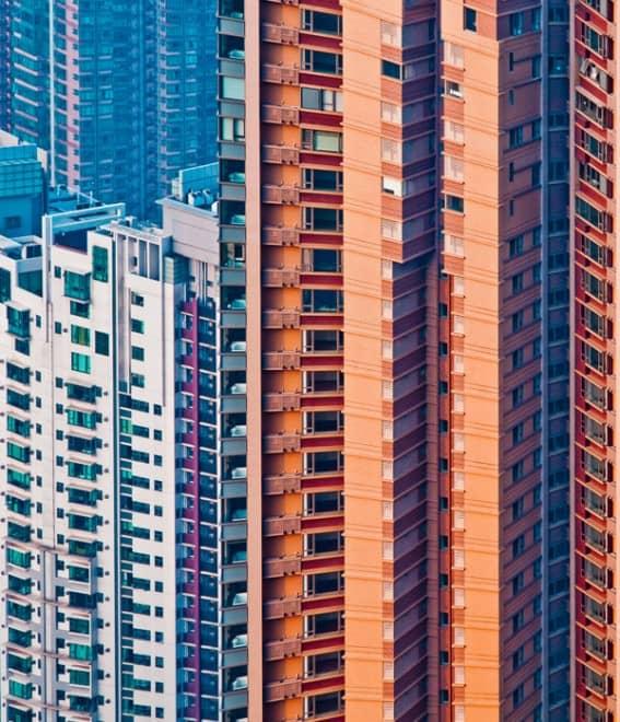 Facades Hong Kong par Meimo Pettinnen - 3