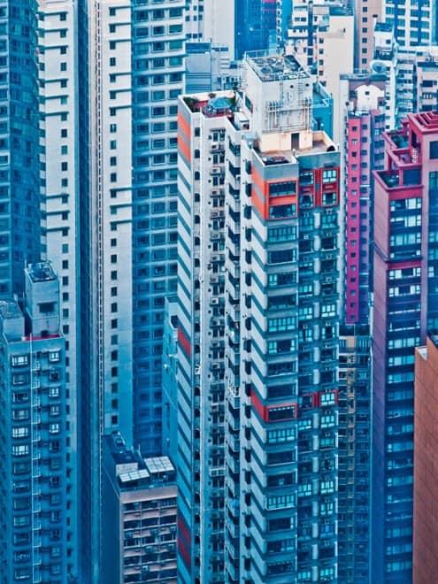 Facades Hong Kong par Meimo Pettinnen – 6