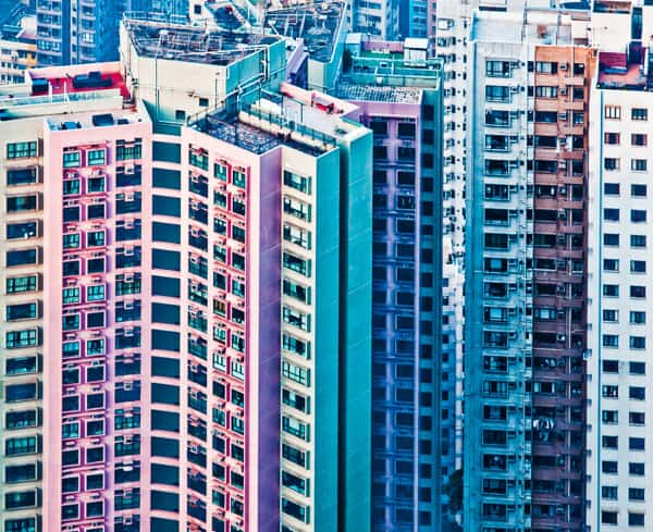 Facades Hong Kong par Meimo Pettinnen - 7