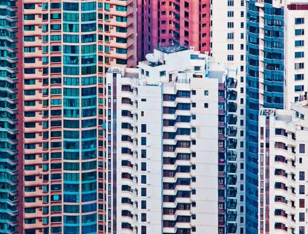 Facades Hong Kong par Meimo Pettinnen - 8