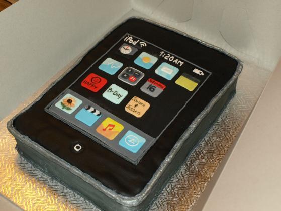 Gateau iPhone