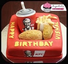 Gateau KFC