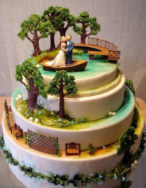 les gâteaux les plus fous du monde