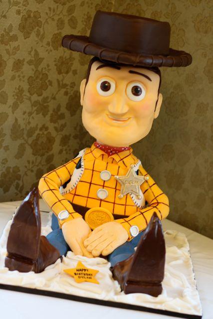 Gateau Woody