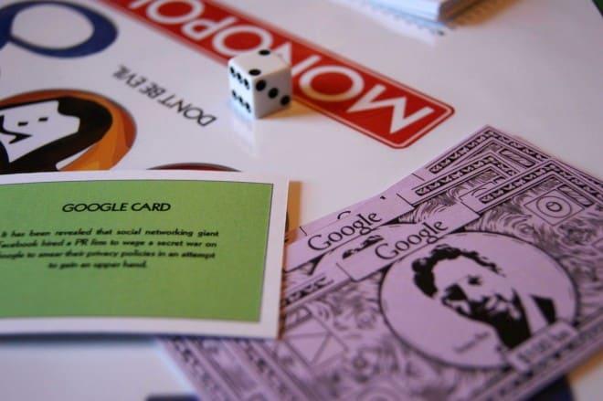 Google Monopoly – 1