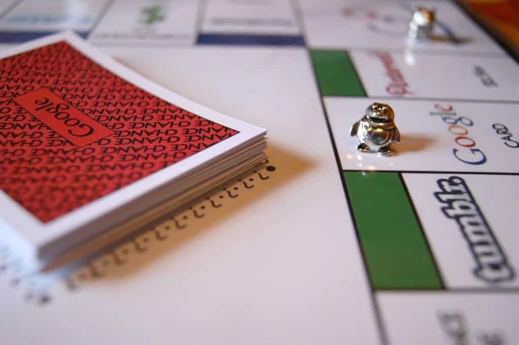 Google Monopoly : le jeu où vous êtes milliardaire