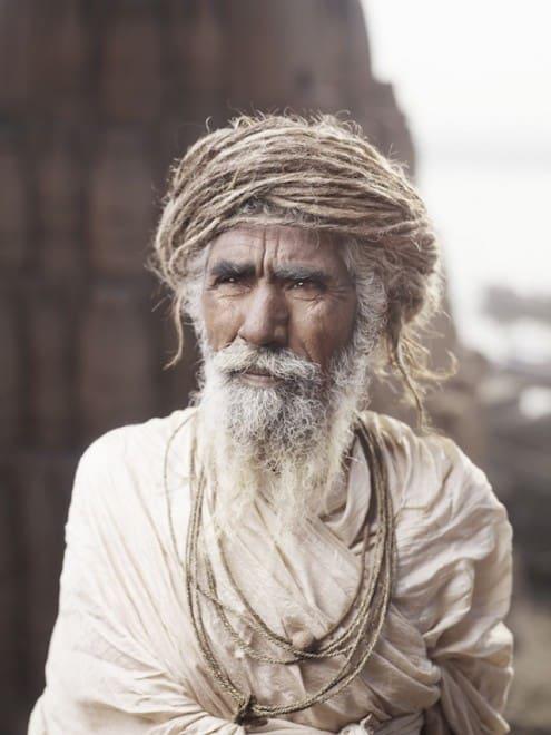 Hommes les plus spirituels d'Inde – Photographie – 11