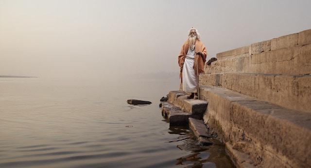 Hommes les plus spirituels d'Inde – Photographie – 12