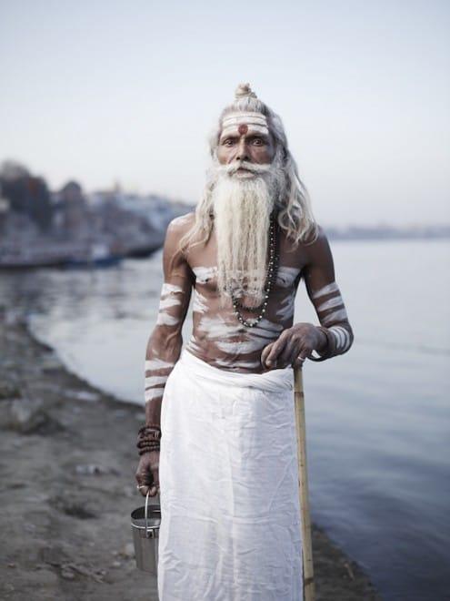 Hommes les plus spirituels d'Inde – Photographie – 13