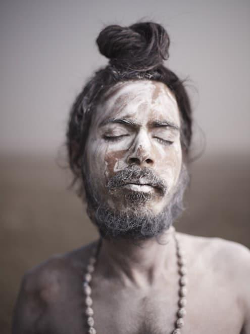 Hommes les plus spirituels d'Inde – Photographie – 14