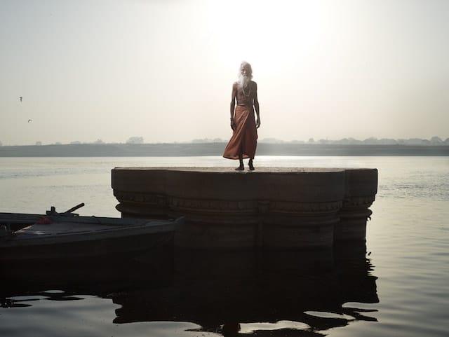 Hommes les plus spirituels d'Inde – Photographie – 17
