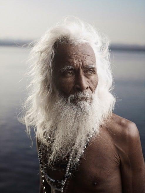 Hommes les plus spirituels d'Inde – Photographie – 18
