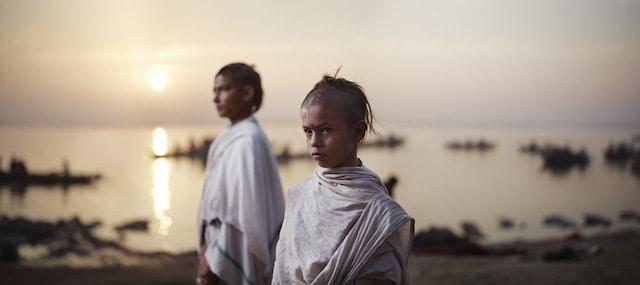 Hommes les plus spirituels d'Inde – Photographie – 19