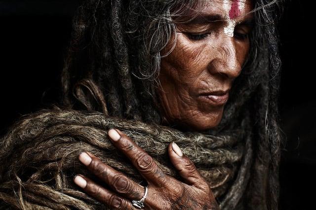 Hommes les plus spirituels d'Inde – Photographie – 20