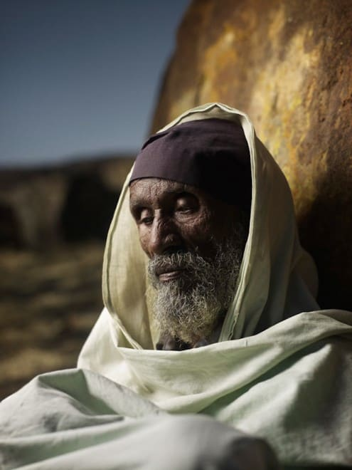 Hommes les plus spirituels d'Inde – Photographie – 23