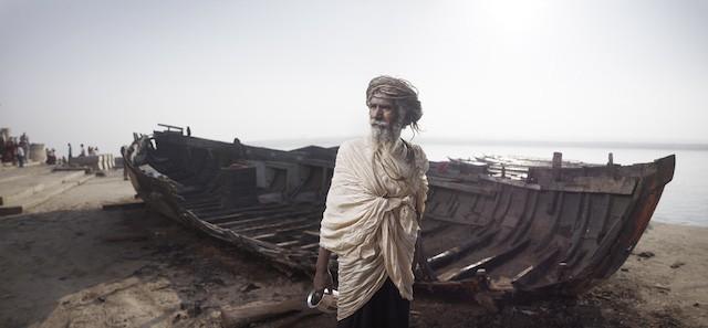Hommes les plus spirituels d'Inde – Photographie – 4